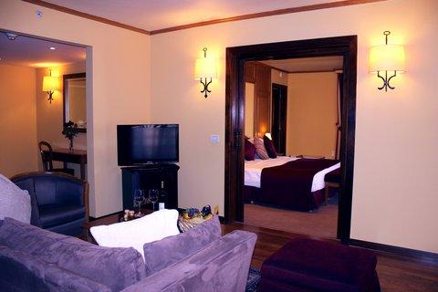 玛加尔黎巴嫩青山温泉度假洲际酒店 - Junior Suite