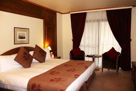 玛加尔黎巴嫩青山温泉度假洲际酒店 - Superior Room