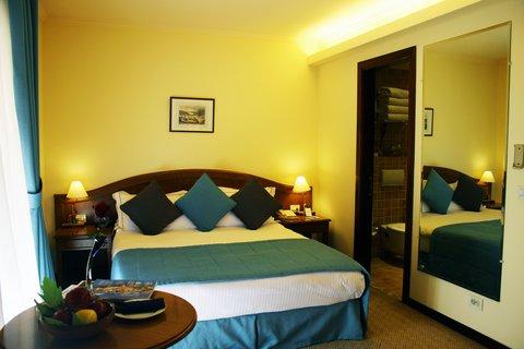 玛加尔黎巴嫩青山温泉度假洲际酒店 - Queen Bedroom