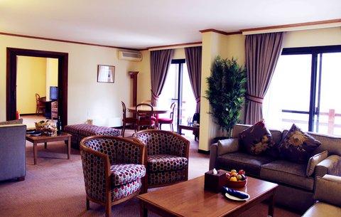 玛加尔黎巴嫩青山温泉度假洲际酒店 - Diplomatic Suite