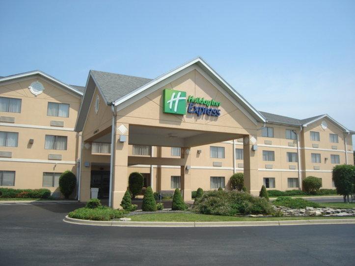Holiday Inn Express LOUISVILLE NORTHEAST - Louisville, KY