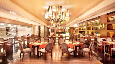 Holiday Inn COCHIN - Restaurant