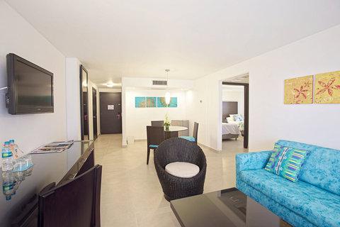Capilla Del Mar - Capilla del Mar Hotel Suite Especial Living Room