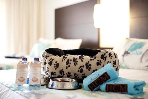 Capilla Del Mar - Capilla del Mar Hotel Dog Amenities