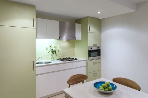 Oaks Liberty Towers - Oaks Liberty Towers 1 Bedroom Kitchen Refurb