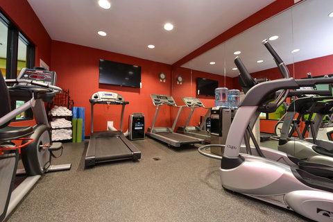 Holiday Inn Express Hotel & Suites Centerville - Fitness Center