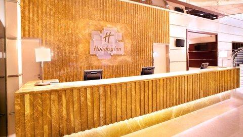 Holiday Inn COCHIN - Front Desk