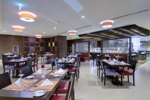 فندق كراون بلازا المدينة - Al Rawdah Restaurant