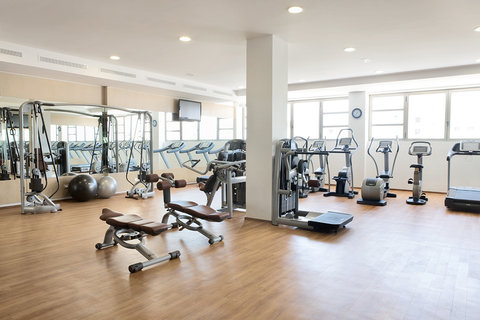 Beloved Playa Mujeres by Excellence Group - All Inclusive - Gym