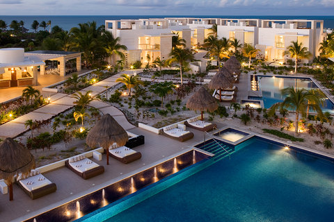 Beloved Playa Mujeres by Excellence Group - All Inclusive - Hotel Overview