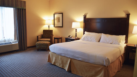 Holiday Inn Express & Suites MOUNTAIN IRON (VIRGINIA) - Guest Room