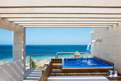 Beloved Playa Mujeres by Excellence Group - All Inclusive - Two Story Casita Ste With Plunge Pool