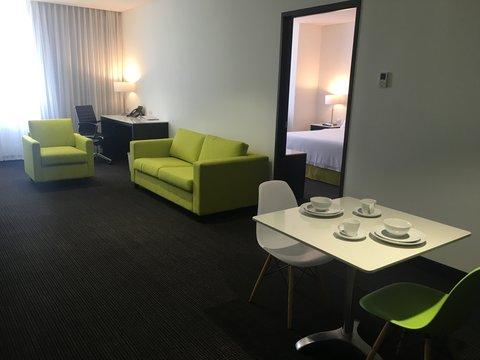 Holiday Inn Express & Suites PUEBLA ANGELOPOLIS - Master Suite