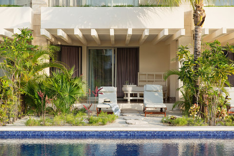 Beloved Playa Mujeres by Excellence Group - All Inclusive - Swim Up Suite With Private Garden