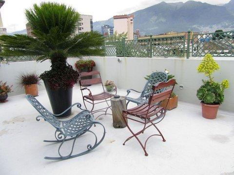 Hotel Casa Joaquin - Roof top terrace