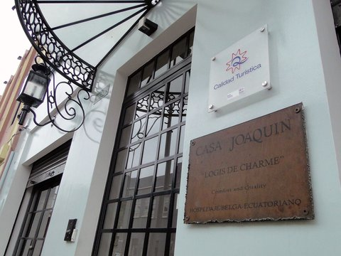 Hotel Casa Joaquin - Logis de Charme