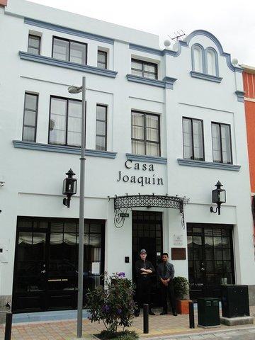 Hotel Casa Joaquin - Facade Casa Joaquin