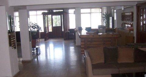 Kaya Green Park Otel - Lobby   Reception