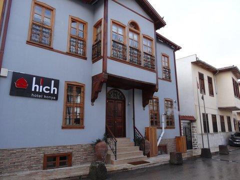 hich hotel konya - Hich Hotel