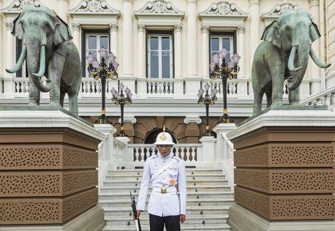 Holiday Inn Express Bangkok Sathorn - Area Attractions - The Grand Palace