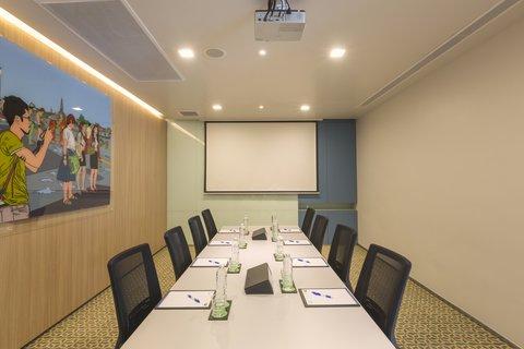 Holiday Inn Express Bangkok Sathorn - Meeting Room - Holiday Inn Express Bangkok Sathorn