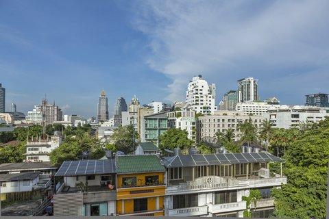 Holiday Inn Express Bangkok Sathorn - View from Hotel - Holiday Inn Express Bangkok Sathorn