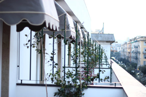 Stelle Hotel The Businest - Terrazzino