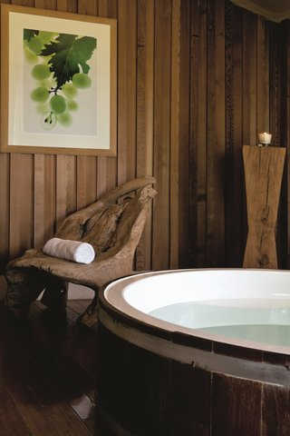 Les Sources De Caudalie Hotel - Spa Barrel Bath