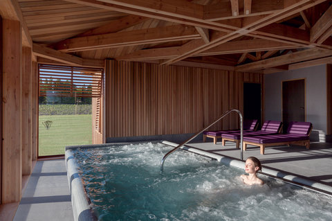Les Sources De Caudalie Hotel - Spa Extension Pool