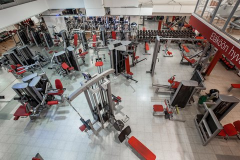 Crowne Plaza HELSINKI - Fitness Center