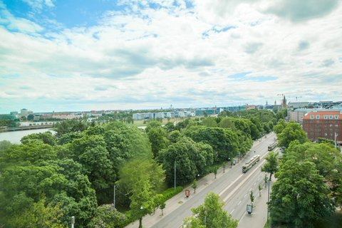 Crowne Plaza HELSINKI - View from Property
