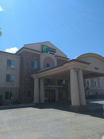 Holiday Inn Express & Suites CEDAR CITY - Hotel Exterior
