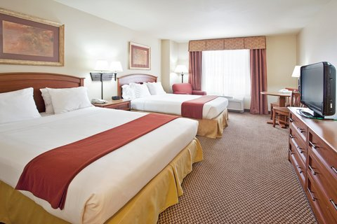 Holiday Inn Express & Suites CEDAR CITY - Double Queen  Holiday Inn Express  Cedar City Utah