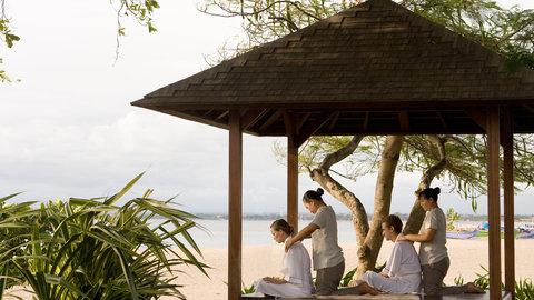 Holiday Inn Resort Baruna Bali - Tea Tree Spa couple treatment