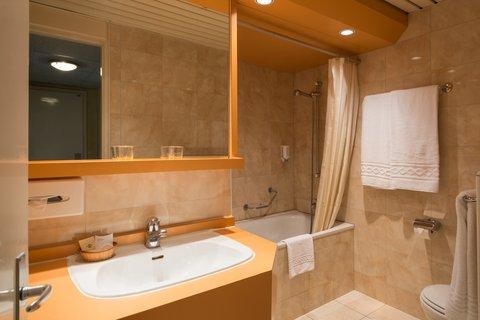 Sagitta Swiss Q Hotel - Bathroom