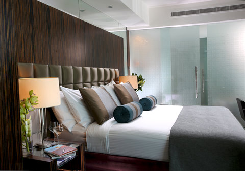 Bonnington Jumeirah Lakes Towers - Deluxe Corner Room at Bonnington Jumeirah Lakes