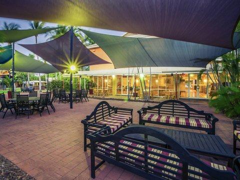 Mercure Broome - Restaurant