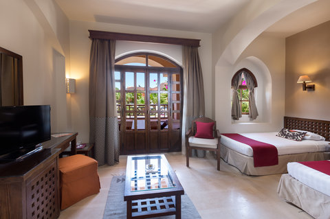 Hotel Sultan Bey Resort - Sultan Bey Hotel El Gouna Garden View Room Twin