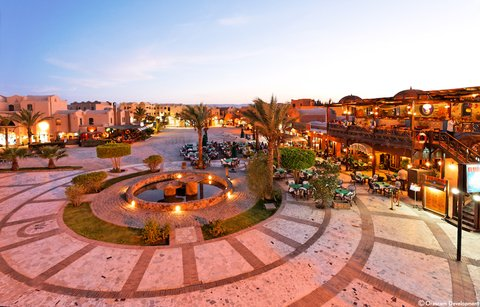 Hotel Sultan Bey Resort - Downtown Elgouna Entertainment