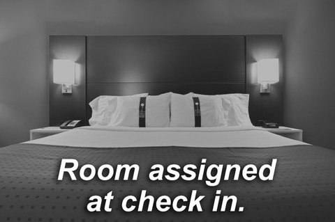 Holiday Inn Blytheville Hotel - Single Bed Guest Room