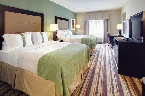 Holiday Inn Blytheville Hotel - Guest Room
