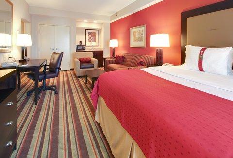 Holiday Inn Blytheville Hotel - Suite Room