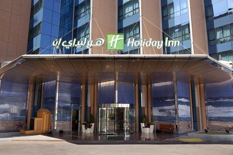 فندق هوليدي ان كريستال - Entrance