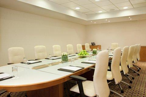 فندق هوليدي ان كريستال - Fayoum Meeting Room