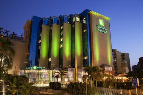 فندق هوليدي ان كريستال - Hotel Exterior