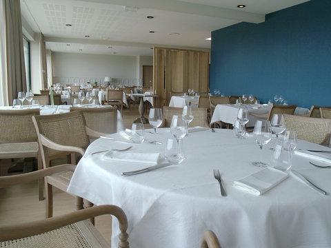 Le Chateau de Sable Hotel - Salle Restaurant