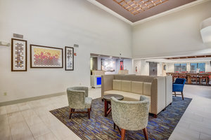Lobby - Holiday Inn Express Hotel & Suites Airport Greenville