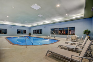 Pool - Holiday Inn Express Hotel & Suites Airport Greenville