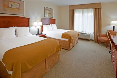 Holiday Inn Express & Suites DALLAS - GRAND PRAIRIE I-20 - Queen Bed Guest Room