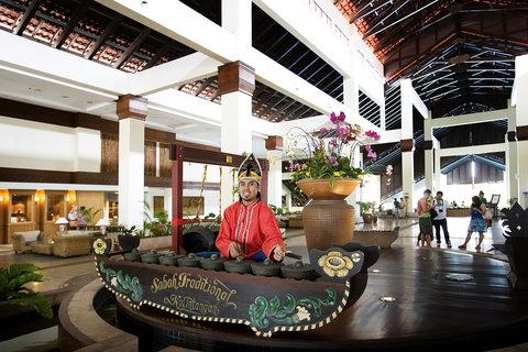 The Magellan Sutera - Lobby Music at The Magellan Sutera Resort